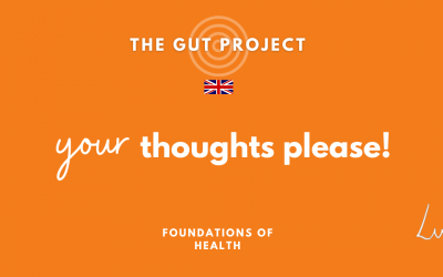 Introducing The Gut Project!